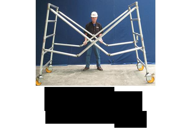 Aluminum Scaffolding Manufacturer - GULF