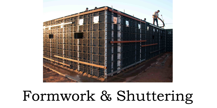 Formwork and Shuttering System - GULF