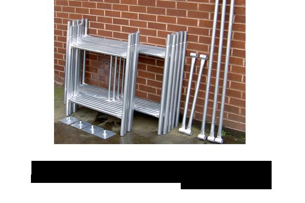 Steel Scaffolding Manufacturer - GULF